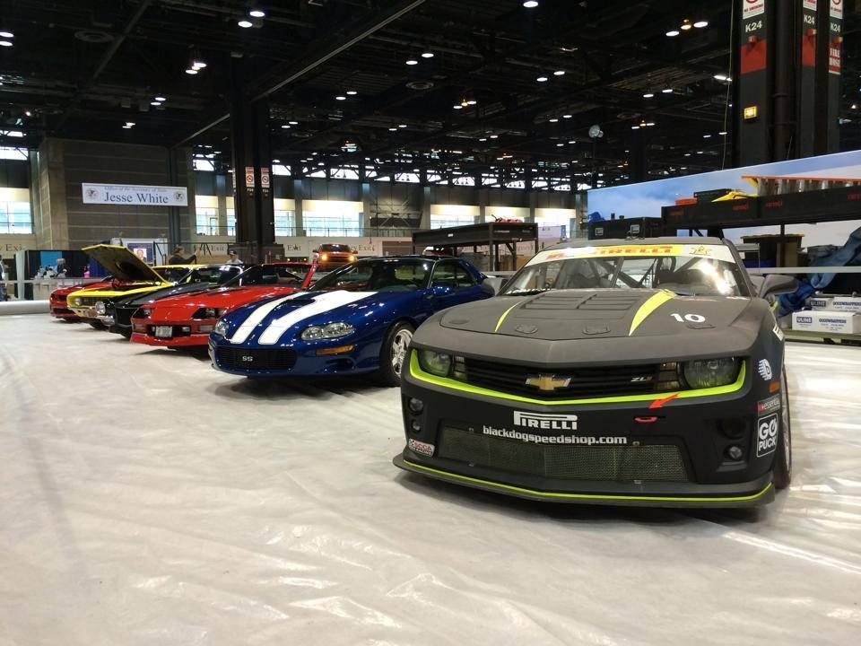 GTS Champion Camaro