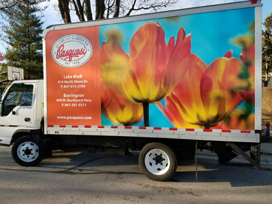 Truck Wraps in Chicago